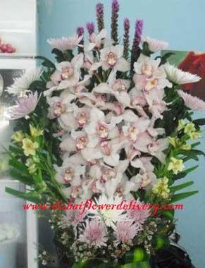 cymbidium_bouquet-flowers