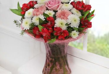 send flowers and get positive energy
