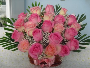 Impress with Pink Roses