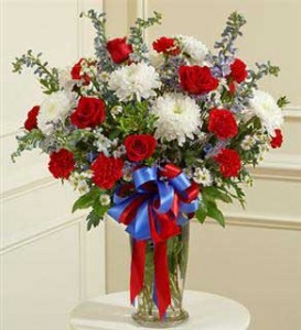 Flowers as Gift to New Born Baby