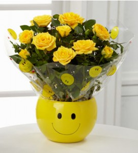 online florist in Dubai with physical store and own delivery system