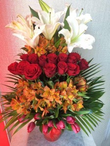 Send flowers from Malaysia
