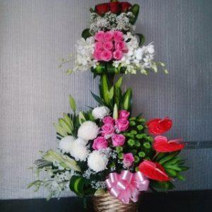3 feet flower stand