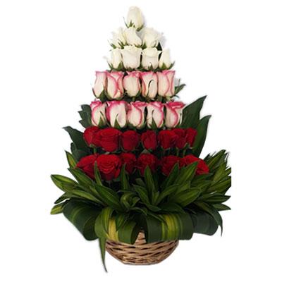 Flowers transmit positive energy