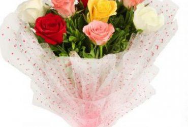 Bouquet delivery in Dubai