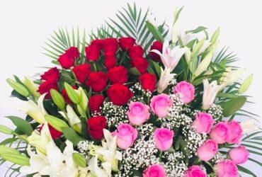 Floral arrangements in Dubai