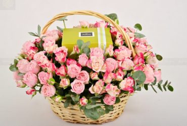 Ordering flowers for delivery